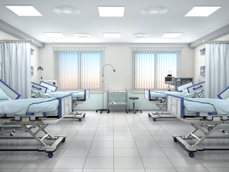 Hospital Tile Cleaning Cleaners